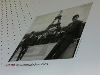 Roy Lichtenstein - Centre Pompidou