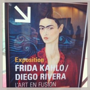 Frida Kahlo au Musée de l'Orangerie