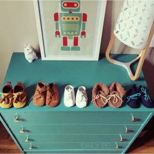 chaussures Minibi